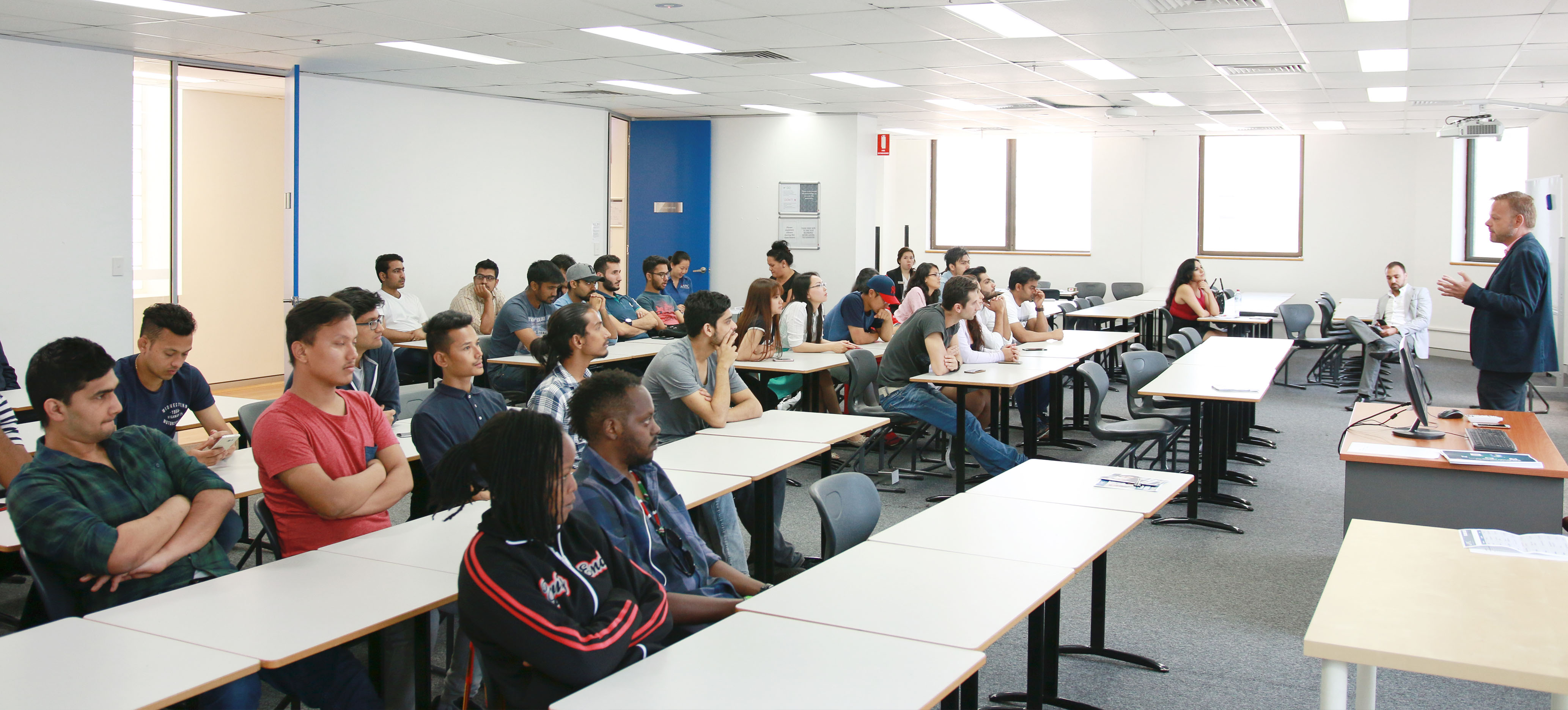 Asia Pacific International College (APIC) Cover Image