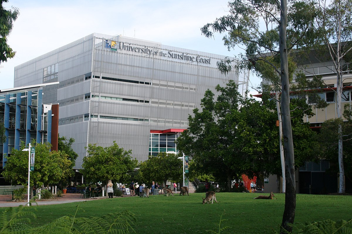 UNIVERSITY OF SUNSHINE COAST Cover Image