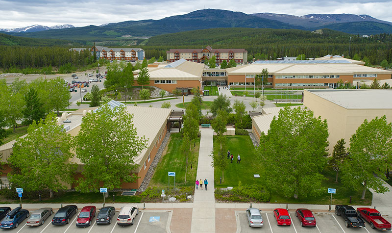 Yukon College Cover Image