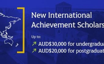 UWA new SCHOLARSHIP valued up to $30,000 per student